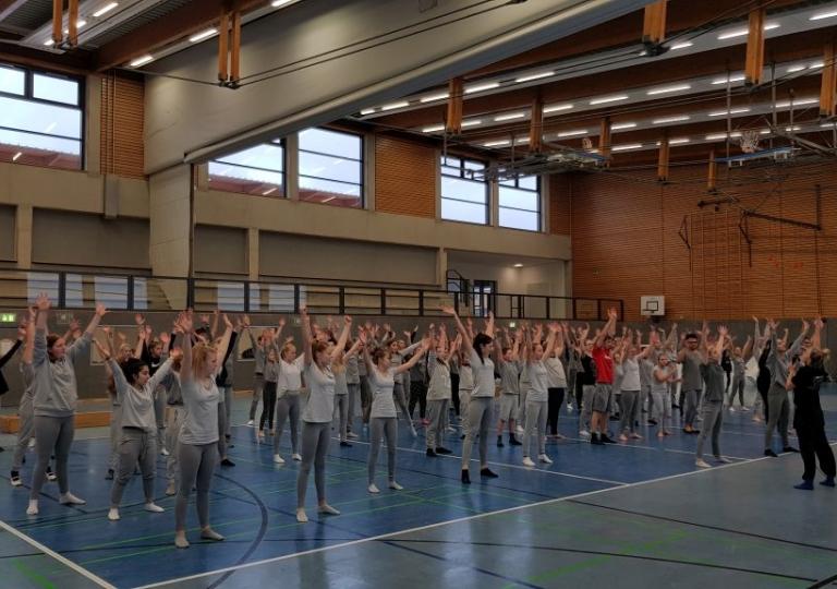 Community Dance 2019